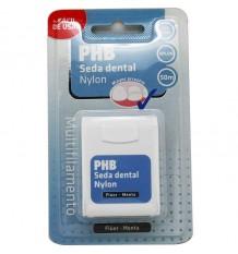Phb Dental Floss Fluoride Mint