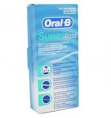Oral B Super Floss 50 Meters