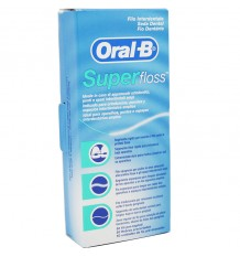 Oral-B Super Floss 50 Mètres