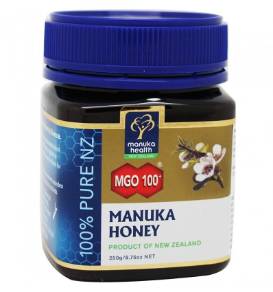 Miel de Miel de Manuka mgo 100 250 grammes