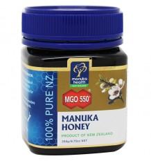 Miel de Manuka Honey mgo 550 250 gramos