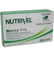 Nutrivel comprimidos anticaida