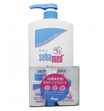 Baby Sebamed Leche corporal 750 ml