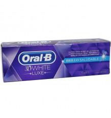 Oral B 3D White Brillo Saludable 75 ml
