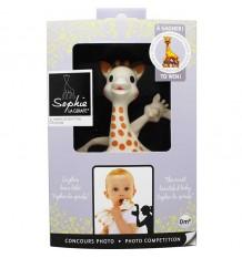 Sophie Girafe giraffe Zahnen ring