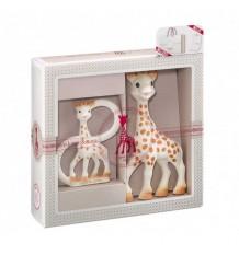 Sophie la Girafe Set Pack Giraffe Ring Zahnen