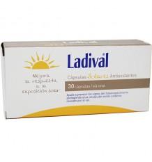 Ladival 30 Cápsulas Solares Antioxidantes
