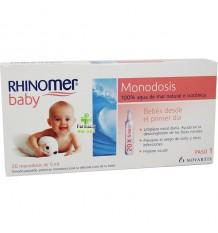 Rhinomer Baby Pads 20 Single Dose