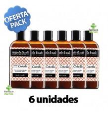 Nuggela sule Xampu Cebola Pack 6 Unidades Oferta