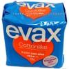 Evax Cottonlike Alas Super 12 compresas