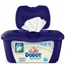 Dodot Sensitive Feuchttücher Box 54