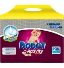 Dodot Activité Lingettes 108 Unités