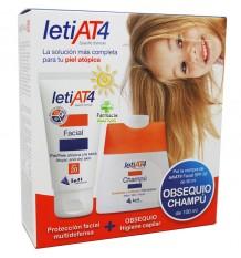 Leti At-4 Crème pour le visage SPF 20 50 ml de Promotion de la