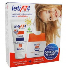 Leti At-4 facial Cream SPF 20 50 ml Promotion
