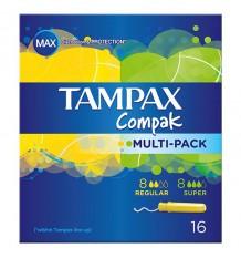 Tampax Compak Multipack
