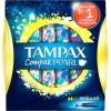 Tampax Pearl Compak Régulier De 18 Un