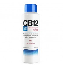 Cb12 Menthol Mundwasser 500 ml