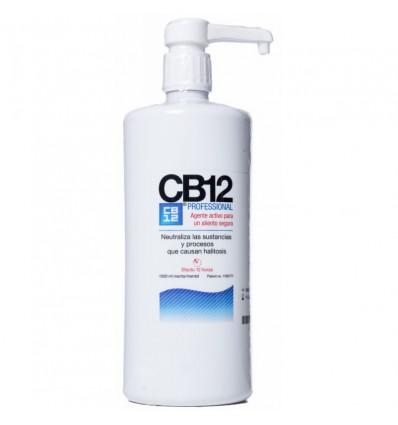 Cb12 Mentol 1000 ml Formato Ahorro