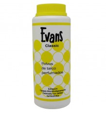 talcum powder evans 125 grams