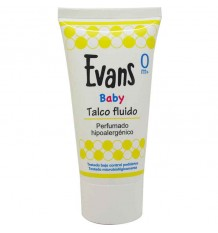 Evans Baby Talc Fluid 75 ml