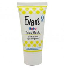 Evans Bébé Talc Liquide 75 ml