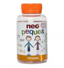 Neo Crianças Vitazinc 30 Gomas