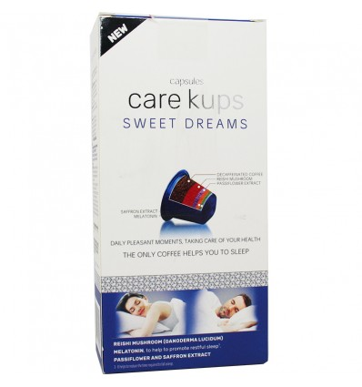 Care Kups Sweet Dreams 14 Capsulas
