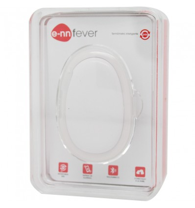 Enn Fever Monitor Digital Termometro blanco