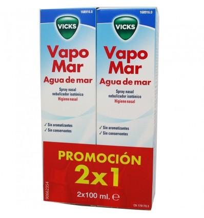Vicks Vapomar Isotonico 100 ml Duplo Poupança