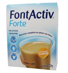 Fontactiv Forte Cafe 14 envelopes