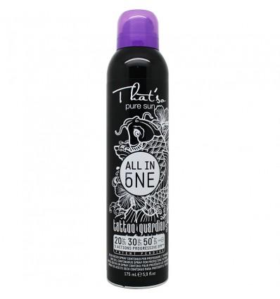 That´so Protector Solar Spray Tatoo 20-30-50 175 ml