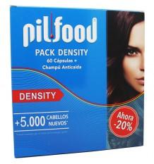 Pilfood Pack Densité Capuslas + Shampooing