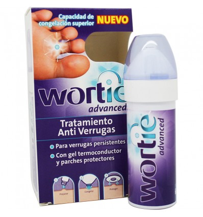 Wortie Advanced Tratamiento verrugas 50 ml