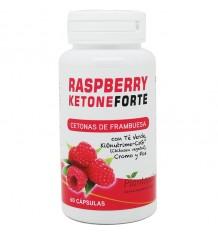 Plantapol la Cétone de Framboise Forte de 60 capsules