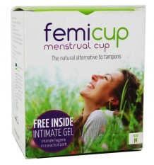 Femicup Menstrual Cup Size M