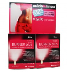 Burner Plus 4 3 2 1 Duplo 60 capsulas