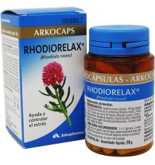 Arkocapsulas Rhodiorelax 45 capsulas