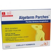 Algeterm Patches Pescoço, Ombros 2 Unidades