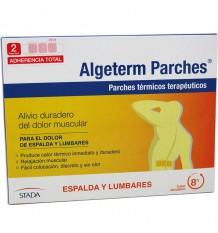Algeterm Patches Costas, Lombares 2 Unidades