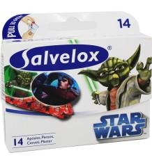Salvelox Tiras Star Wars 20 Unidades