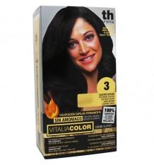 Th Pharma Vitaliacolor Tintura 3 Castanho Escuro