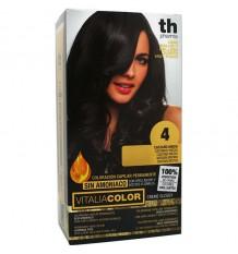 Th Pharma Vitaliacolor Colorant 4 Brun Moyen