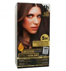 Th Pharma Vitaliacolor Colorant 534-Brun Clair D'Or Acobrado