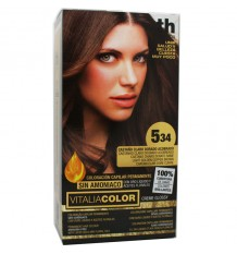 Th Pharma Vitaliacolor Dye-534-Braun Klar Gold Acobrado