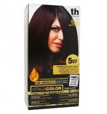 Th Pharma Vitaliacolor Farbstoff 557 Hellbraun Mahagoni Violett