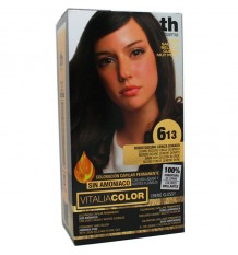 Th Pharma Vitaliacolor Dye 613 Blonde Dunkle Asche Gold