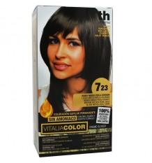 Th Pharma Vitaliacolor Colorant 723 Blond Moyen De La Perle D'Or