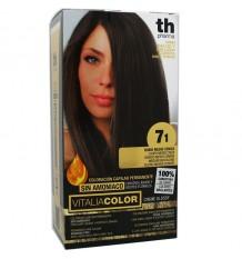 Th Pharma Vitaliacolor Colorant 71 Moyen Blonde De La Cendre