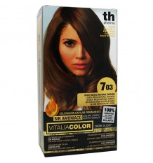 Th Pharma Vitaliacolor Farbstoff 703 Medium Blonde Natural Golden