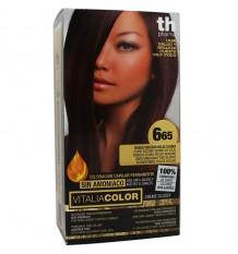 Th Pharma Vitaliacolor Colorant 665 Blond Foncé Acajou Rouge